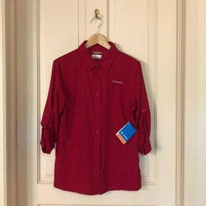 Columbia Omni-shade long shirt